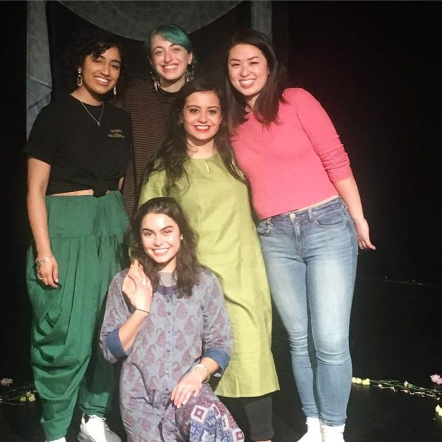 """The Sitayana (or, """"How to Make an Exit"""") Staged Reading (Dec 2018)"""