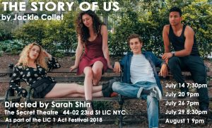 The Story of Us (July 2018)