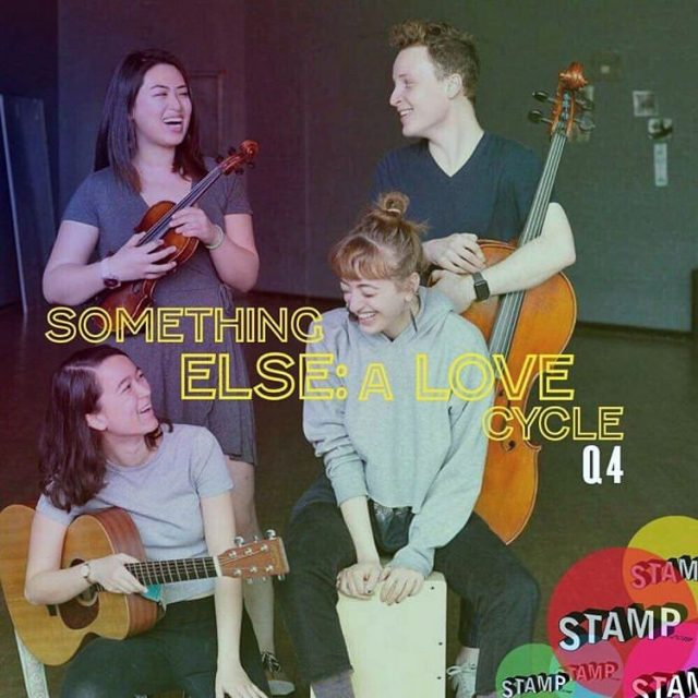 Something Else: A Love Cycle