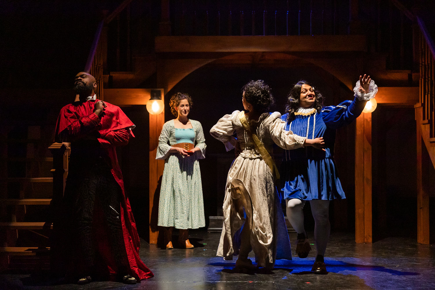 Greater Boston Stage Company/Front Porch Arts Collective | Maggie Hall Photography